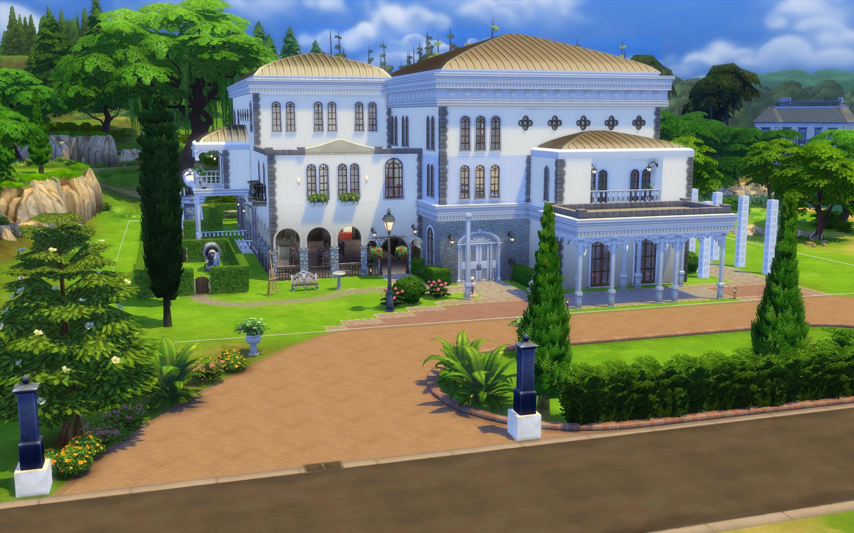 Jendea: Sims 4 Lots